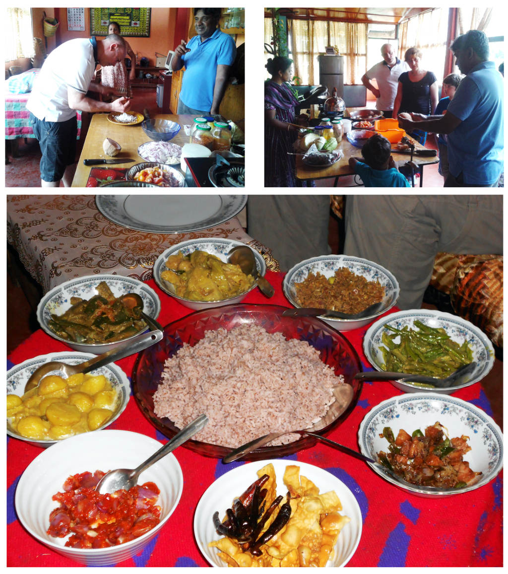 Sri lanka trekking club sri lanka trekking for Authentic sri lankan cuisine