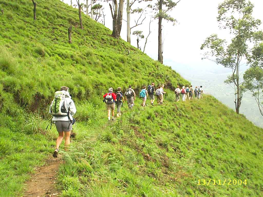 Sri Lanka Trek